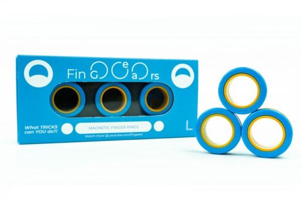 FinGears - DAS Original - magnetische Ringe- Größe L