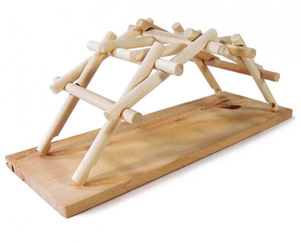 Leonardo Da Vinci Bausatz - Brücke