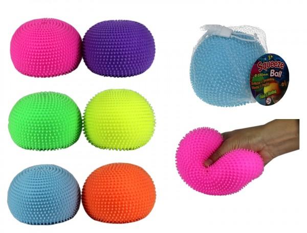 Squeeze Ball - mit Noppen