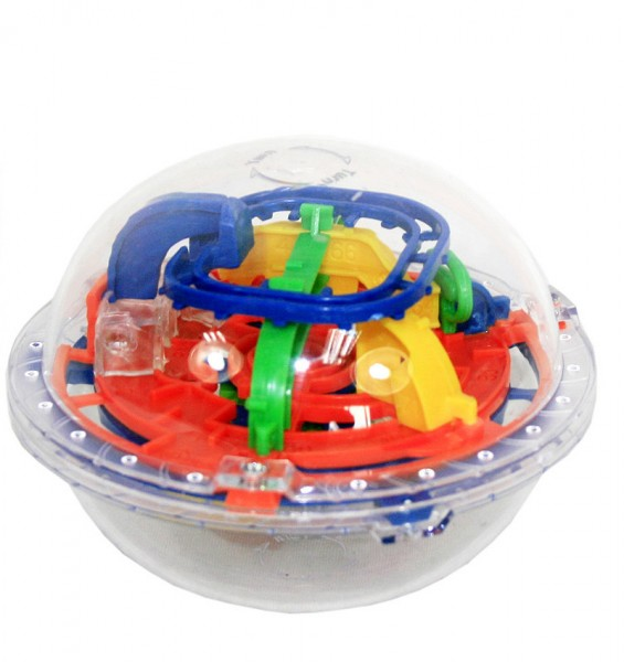 3D Labyrinth Ball 75